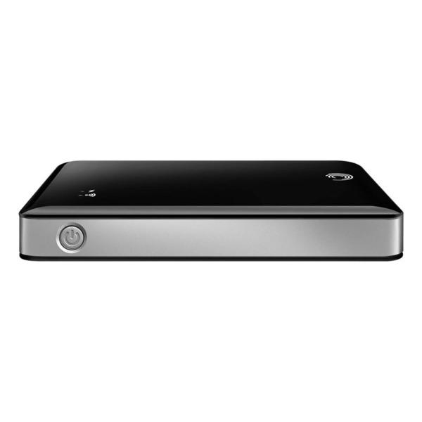 "Seagate STBU500200 externe Festplatte Backup Plus 2,5"", USB 3.0, 500 GB, schwarz"