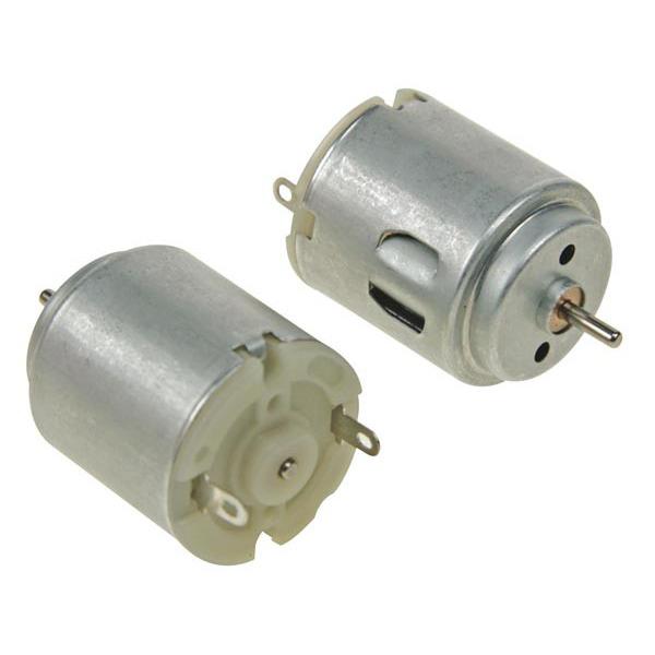Velleman DC-Motor, 3 V DC, 300 mA, 14.200 RPM (1,5–3 V DC)