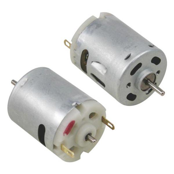 DC-Motor, 12 V DC, 180 mA, 11.500 rpm (6–14 V)