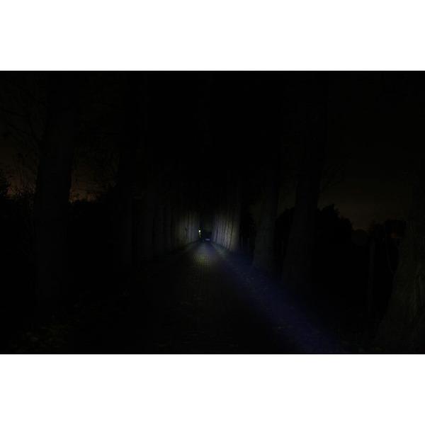 ELV TF120+ LED Taschenlampe mit arretierbarem Variofokus, 3er-Sparset
