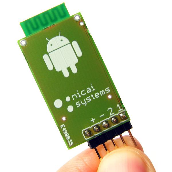 nicai systems Bluetooth Modul Bausatz NIBObee Blue