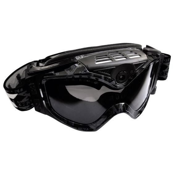 All-Sport 720p Kamerabrille, schwarz