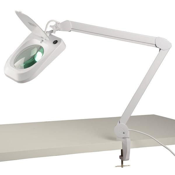 ELV LED-Lupenleuchte, 2,25-fache Vergrößerung, 522 Lumen