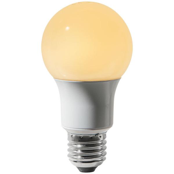 LEDGalaxy 7-W-LED-Lampe E27, warmweiß