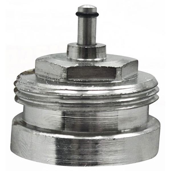 Heizungsventiladapter für Herz M28 x 1,5 (Messing)