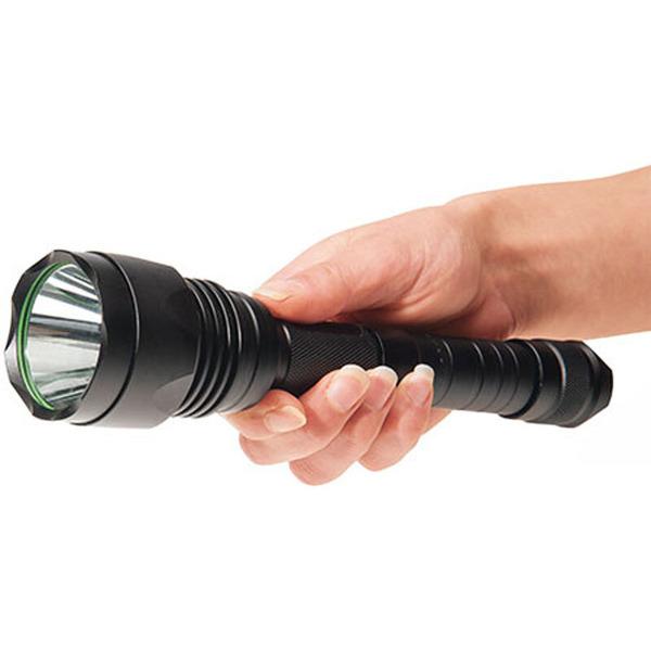 ELV TX600 LED Taschenlampe, 6 W, 600 lm, inkl. Batterien