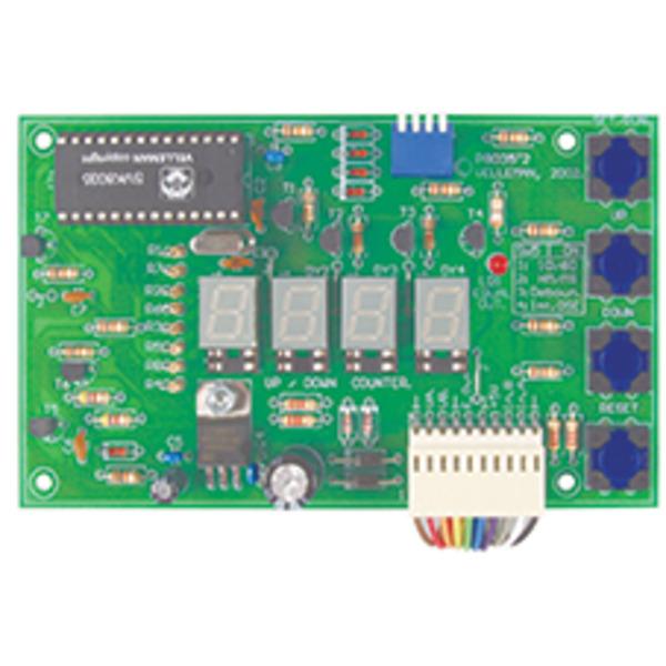 Velleman Multifunktionaler Vor-/Rückwärtszähler K8035