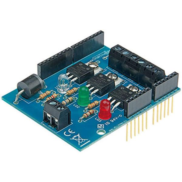 Velleman RGB-Shield für Arduino, KA01, Bausatz