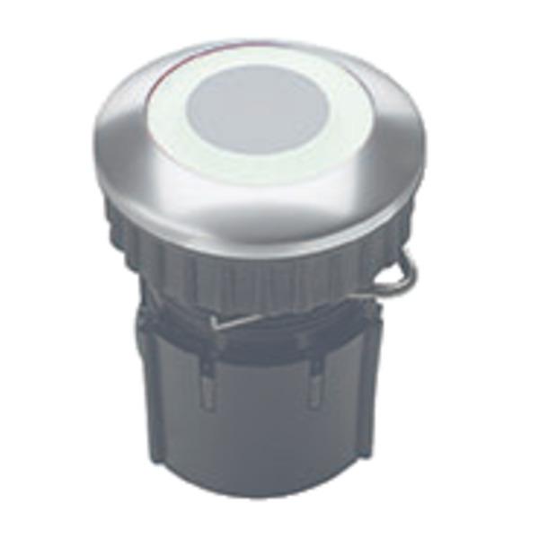 Grothe Taster Protact 230 LED, Aluminium