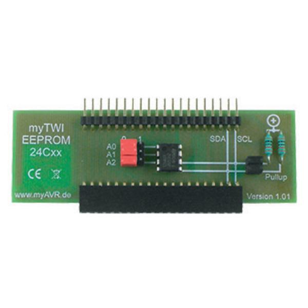 myAVR myTWI Add-On EEPROM