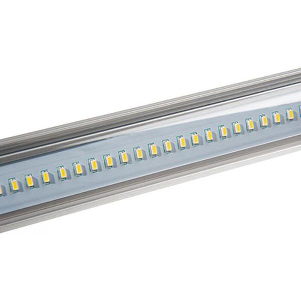 LEDGalaxy 30-W-T8-LED-Röhrenlampe 150 cm matt, warmweiß, dimmbar