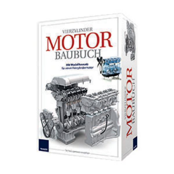 FRANZIS Lernpaket Motor-Baubuch