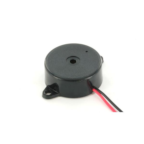 HITPOINT Piezo-Signalgeber mit integrieter Treiberschaltung 1,5–30 V, 3 kHz