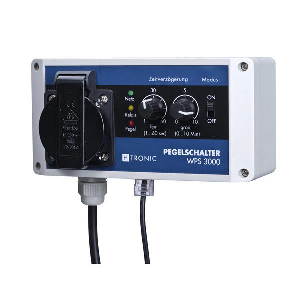H-Tronic Wasserpegelschalter WPS 3000