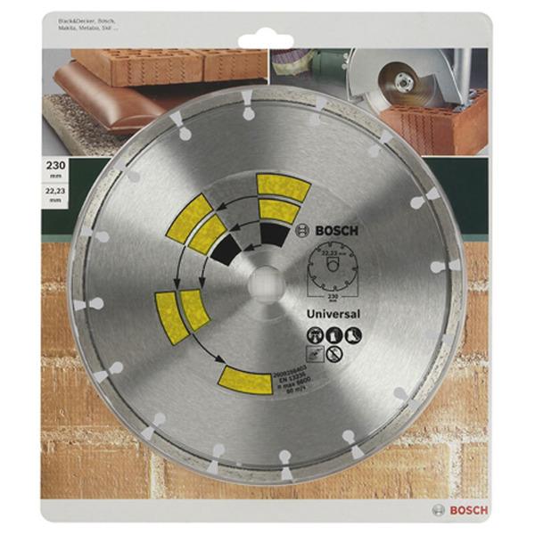 """Bosch """"Top Allzweck"""" Universal-Diamanttrennscheibe, 125 mm"""