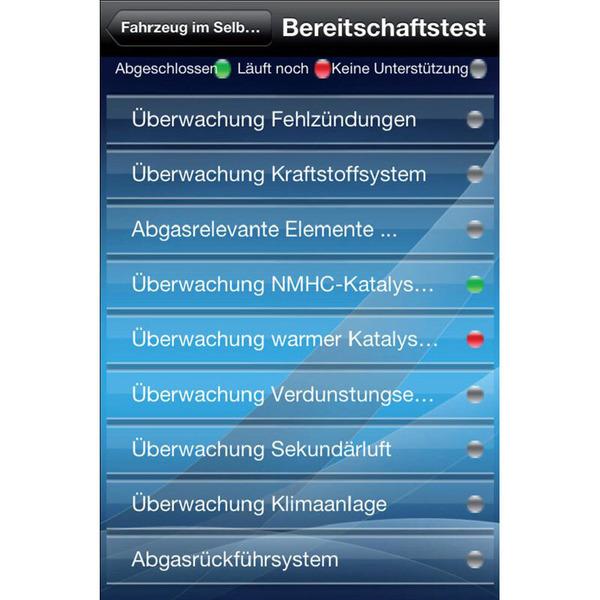 dnt Bluetooth-OBD-2-Diagnosegerät