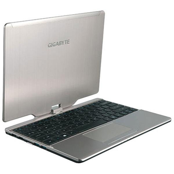 """Gigabyte Ultra Tablet U2142, 29,5 cm (11,6""""), 500 GB HDD, 4 GB RAM, Windows 8"""