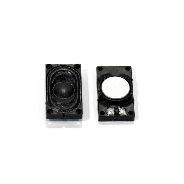 VISATON Kleinlautsprecher mit Kunststoffmembran, sehr geringe Baugröße, 1,4 x 2,5 cm, K 14.25 / 8 Ω