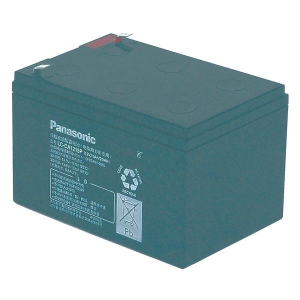 Panasonic Blei-AGM-Akku LC-CA1215P1, 12 V, 15 Ah