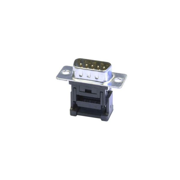 econ connect Sub-D-Stiftleiste ST9SK/F, 9-polig, Schneidklemme