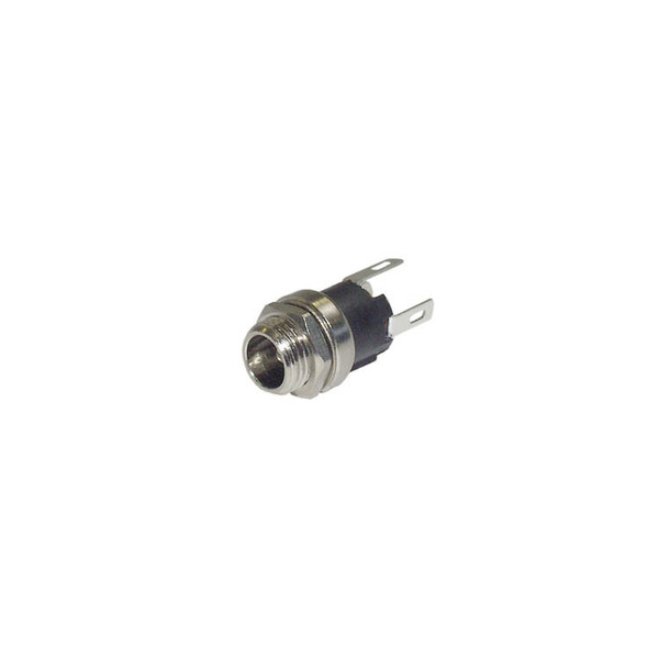 econ connect DC-Einbaubuchse DCE5BL, 2,5 mm, vertikal