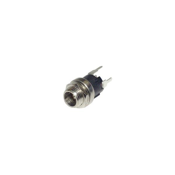 econ connect DC-Einbaubuchse DCE5BP, 2,5 mm, vertikal
