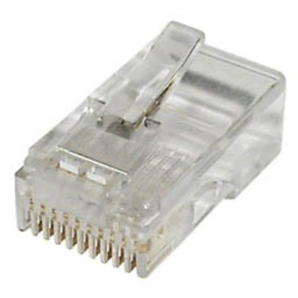 econ connect Modular-Stecker MPL10/10, 10P10C für Flachkabel