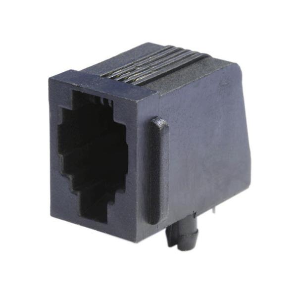 econ connect Modular-Einbaubuchse MEB4/4P, 4P4C, ungeschirmt