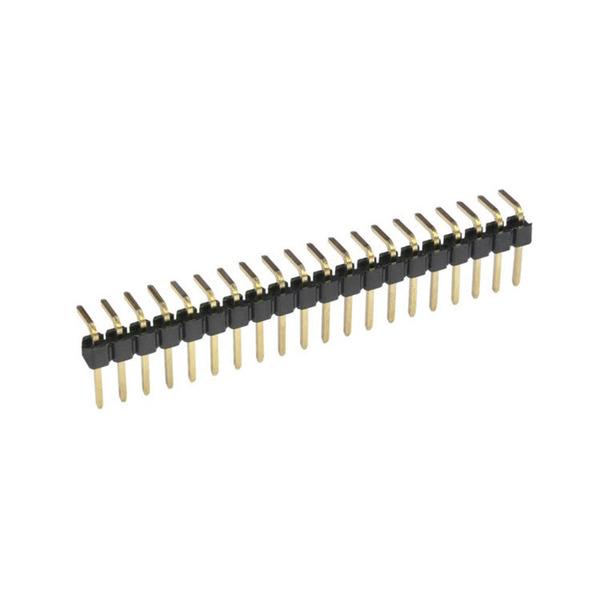 econ connect Stiftleiste SL25WS40GC, 1x 40-polig, gewinkelt, RM 2,54 mm