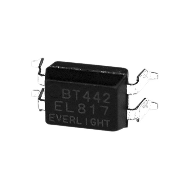 Everlight DC-Optokoppler EL817, 35 V, 50 mA, DIP4