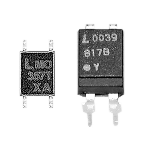 LiteOn 4-facher DC-Optokoppler LTV847, 35 V, 50 mA, DIP16
