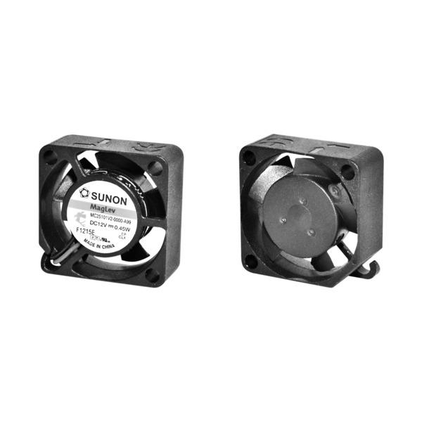 SUNON 12-V-Axial-Lüfter MC25101V2-A99 25 x 25 x 10 mm