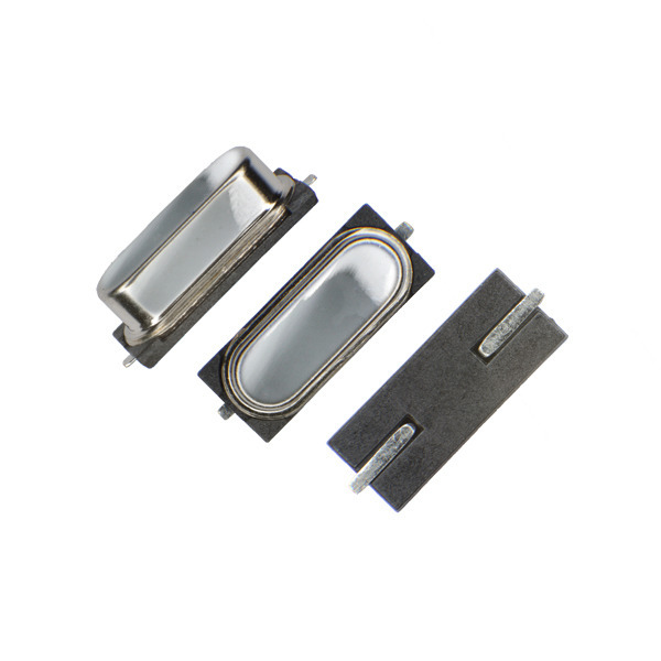 Mercury Electronics Quarz M49-16.000-18-30/50/4085, 16,000 MHz, HC49/S-SMD
