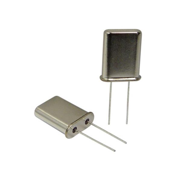 Mercury Electronics Quarz H49-6.000-18-30/50/4085, 6,000 MHz, HC49/U, THT