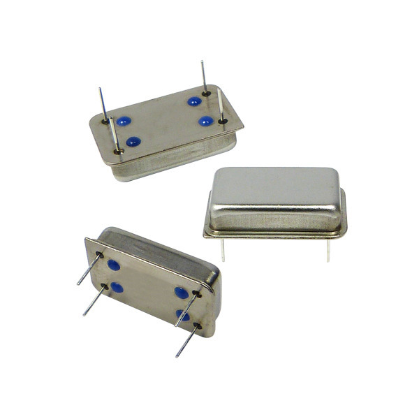 Qantek Oszillator QX14T50B7.372800B50TT, 7,3728 MHz, DIL-14, THT