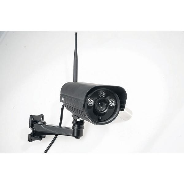 INSTAR IP Kamera IN-5907HD WLAN/LAN, schwarz