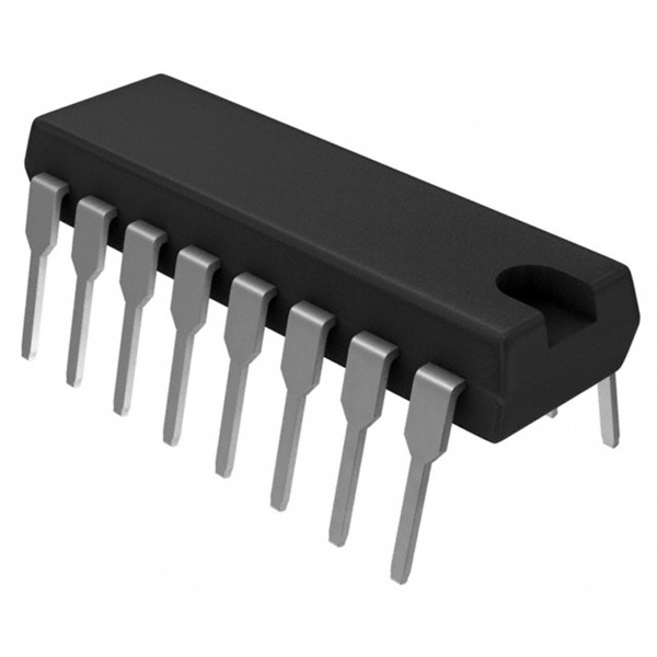 Texas Instruments Low Power Schottky IC SN74LS155AN