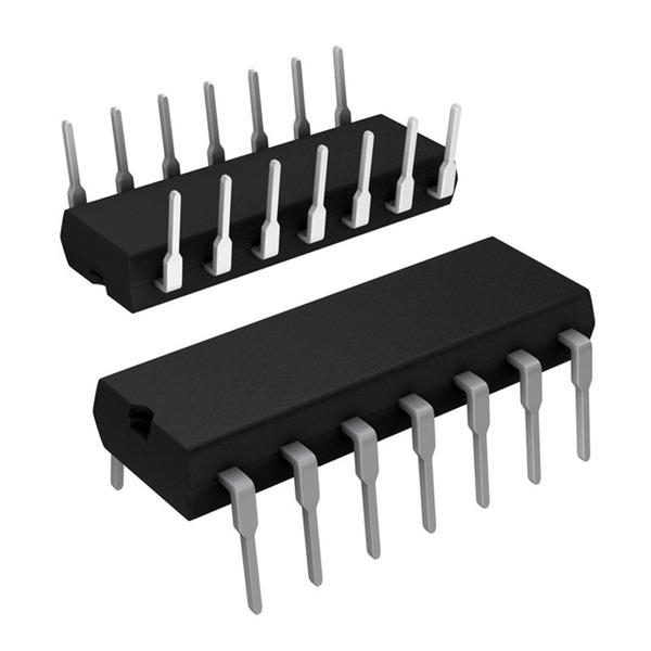 Texas Instruments High Speed CMOS CD74HC73E