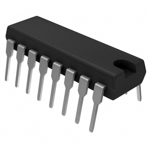 Texas Instruments High Speed CMOS CD74HC194E
