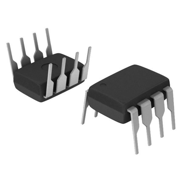 Atmel Mikrocontroller ATtiny 45-20PU, DIP-8