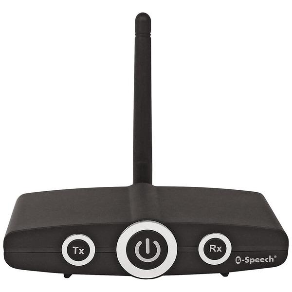 B-Speech RTX1 professioneller Bluetooth-Sender- und Empfänger