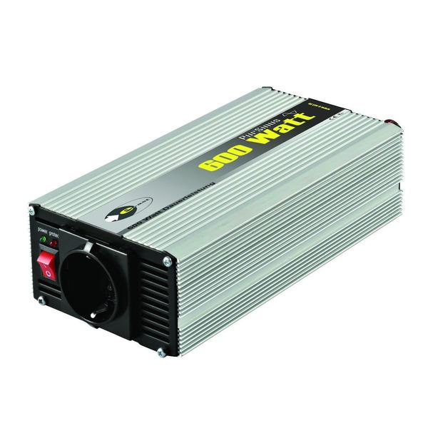 heicko Sinus - Wechselrichter ClassicPowerSinus CLS600-12 12V, 600 VA
