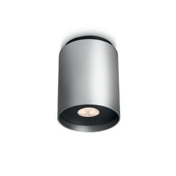 Philips Sequence 7,5-W-LED-Deckenspot 1-fllammig, Aluminiumfarben
