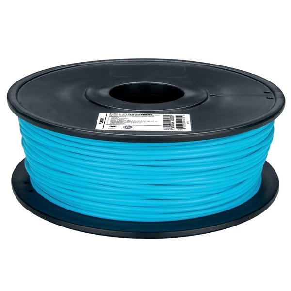 Velleman PLA Filament, hellblau, 3 mm, 1 kg, PLA3D1