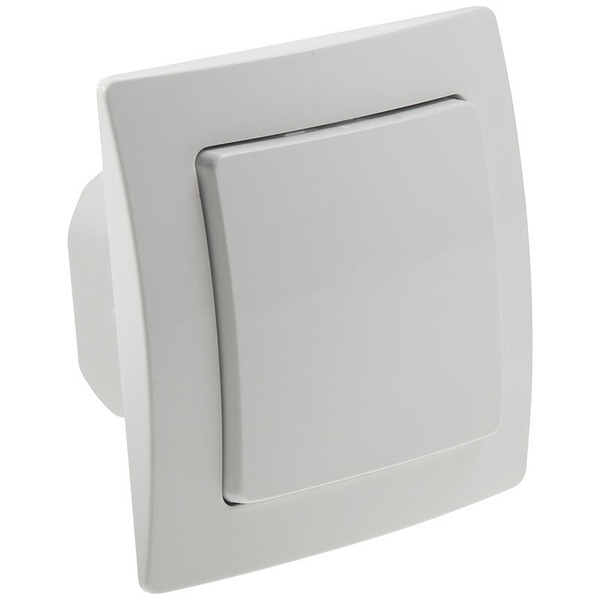UP-Schalter ST55UP inkl. KOPP-Installationsadapter, KOPP HK05-Rahmen und Wippe