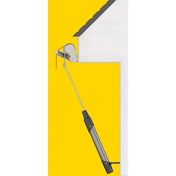 Schellenberg 50-cm-Kurbelverlängerung für Markisenantrieb Plus