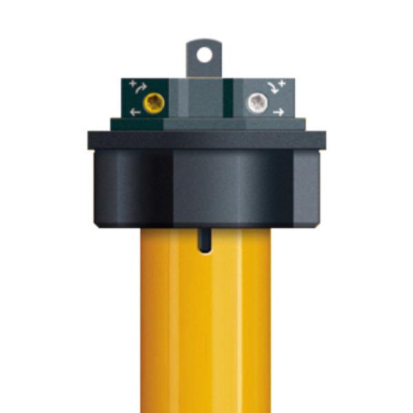 Schellenberg 40-Nm-Markisen-Rohrmotor für Gelenkarm- und Halbkassetten-Markisen