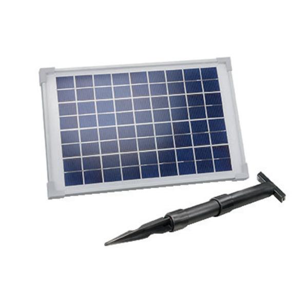 esotec SM 10-36 10-Wp-Solarmodul mit Aluminiumrahmen