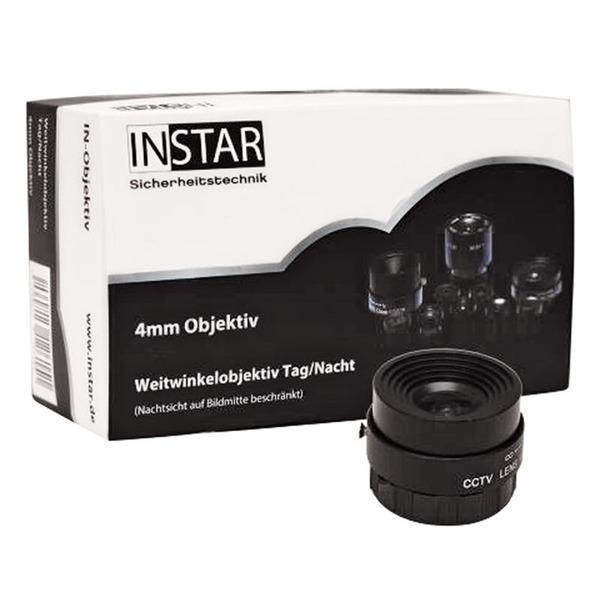 INSTAR 4 mm Weitwinkelobjektiv für IN-5907HD
