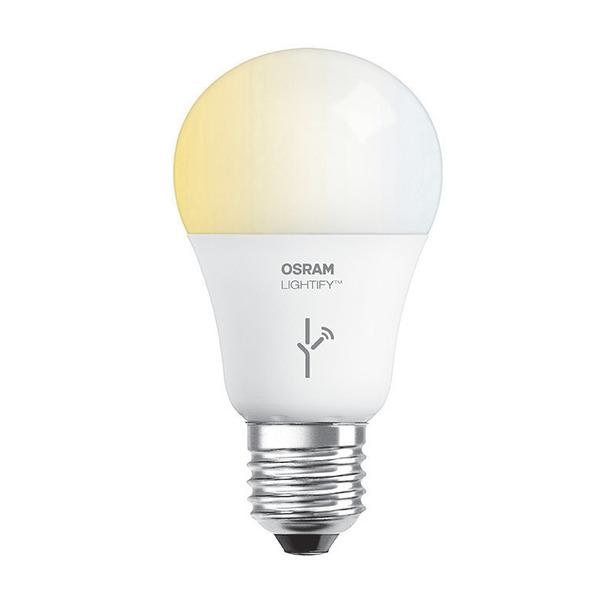 OSRAM Smart+ 9,5-W-LED-Lampe Tunable White, E27, kompatibel mit LIGHTIFY